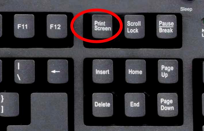 Как сделать снимок экрана на компьютере